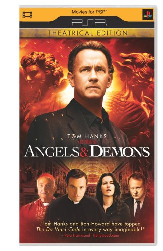 Angels & Demons [UMD for PSP] DVD