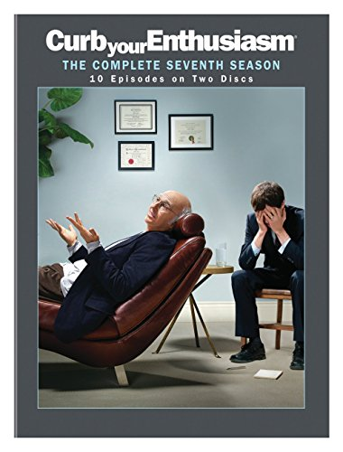 Curb Your Enthusiasm: The Complete Seventh Season DVD