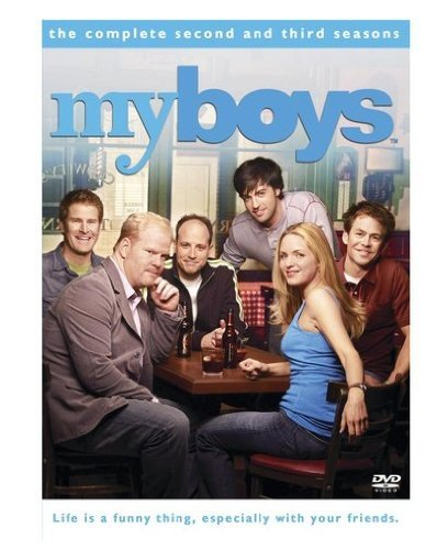 My Boys: The Complete Second and Third Seasons DVD