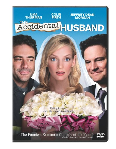 The Accidental Husband cover