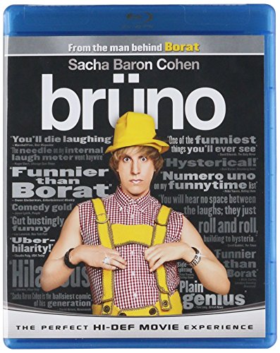 Bruno [Blu-ray] DVD