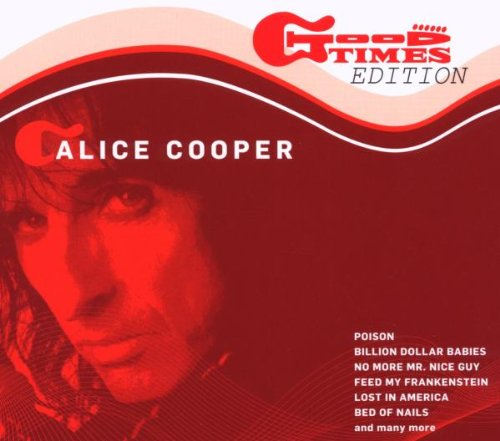 The Best of Alice Cooper [Sony]