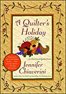Book Cover: A Quilter's Holiday by Jennifer Chiaverini