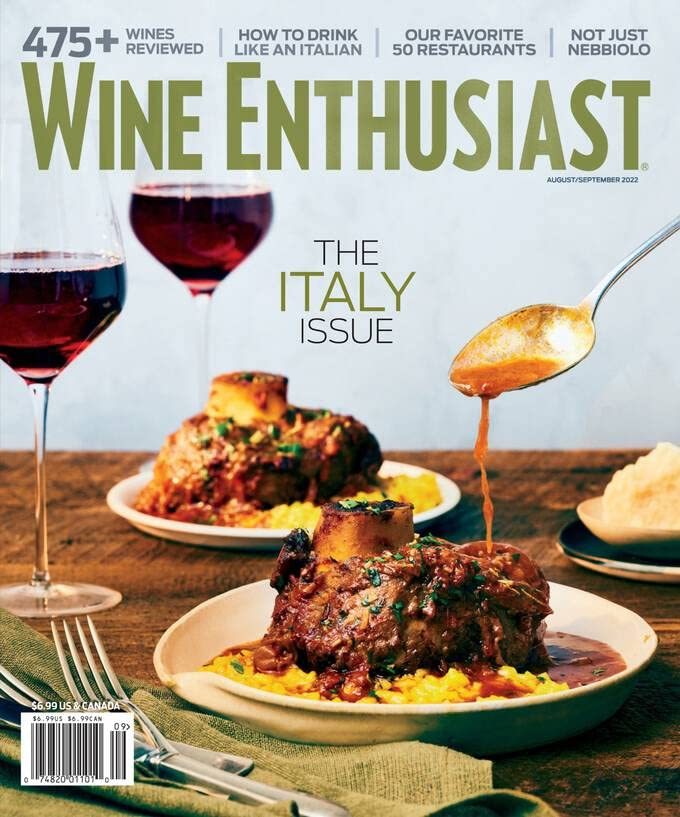 Wine enthusiast.