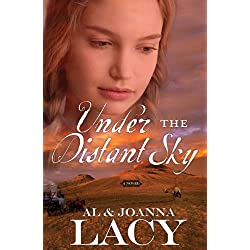 Under the Distant Sky (Hannah of Fort Bridger Series Book 1)