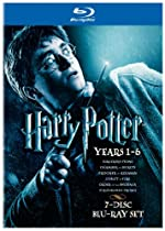 Harry Potter: Years 1 to 6 Giftset