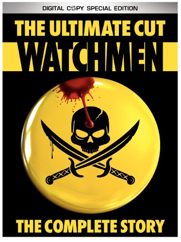 Watchmen: The Ultimate Cut DVD