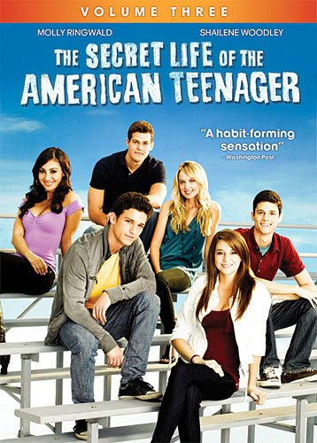 The Secret Life Of The American Teenager: Season 3 DVD