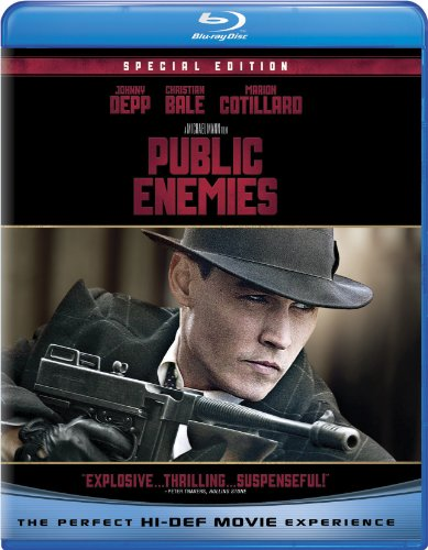 Public Enemies [Blu-ray] DVD