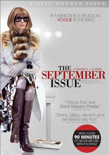 The September Issue DVD