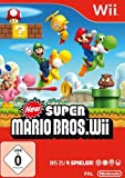 New Super Mario Bros. Wii: Amazon.de: Games cover