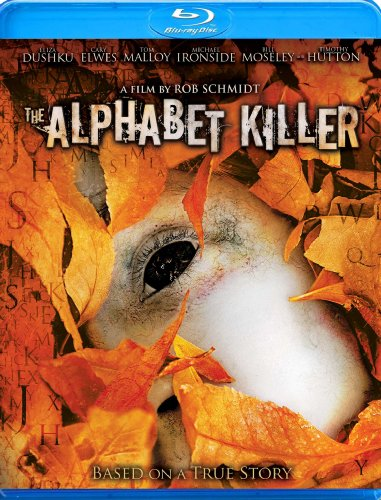 The Alphabet Killer [Blu-ray] DVD