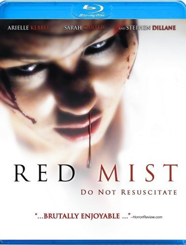 Red Mist [Blu-ray] DVD