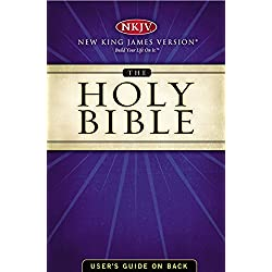 Holy Bible, New King James Version (NKJV)