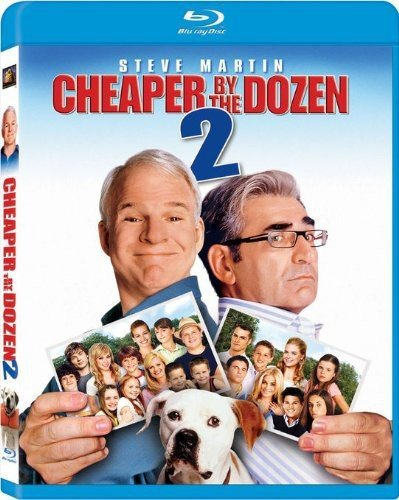 Cheaper by the Dozen 2 [Blu-ray] DVD