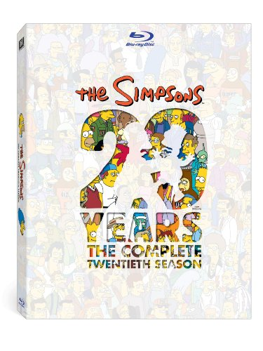 The Simpsons: Season 20 [Blu-ray] DVD