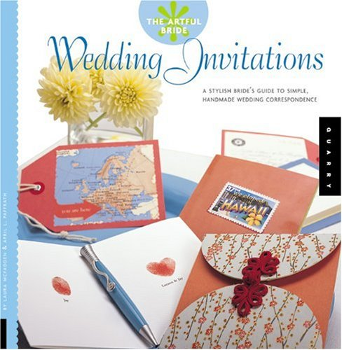The best intro book for DIY wedding invitations is