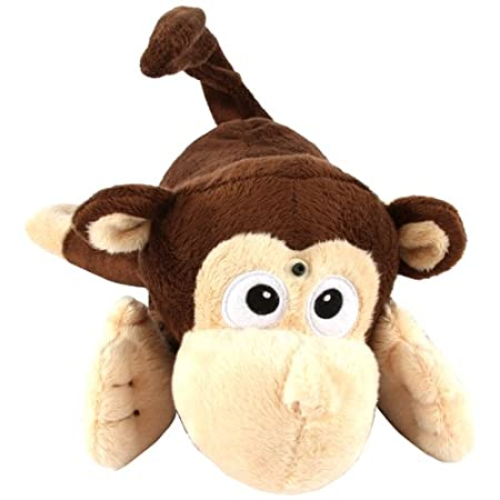 Chuckle Buddies Plush Monkey