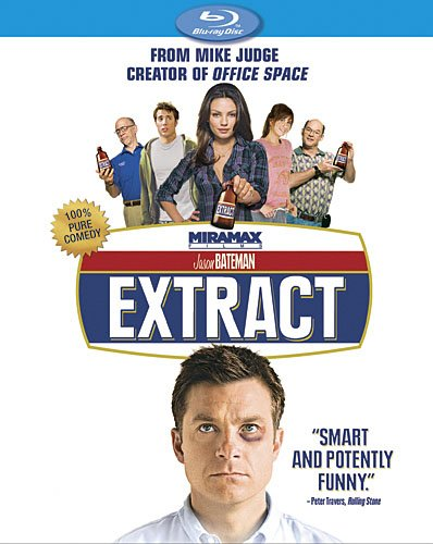 Extract [Blu-ray] DVD
