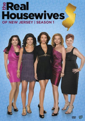 The Real Housewives of New Jersey: Season One DVD