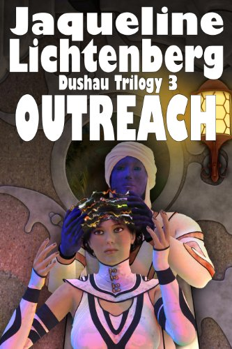 Outreach by Jacqueline Lichtenberg