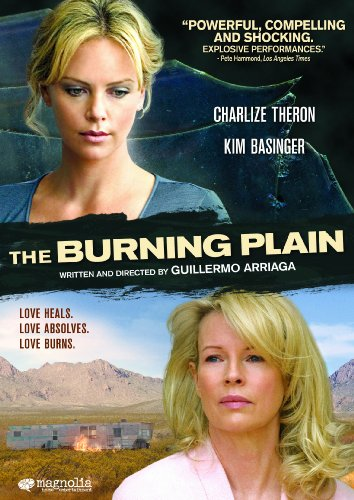 The Burning Plain DVD