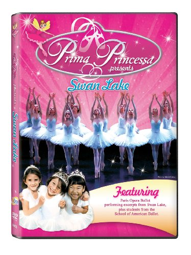 Prima Princessa Presents Swan Lake DVD