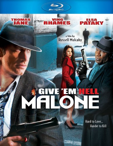 Give 'Em Hell Malone [Blu-ray] DVD