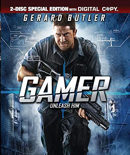 Gamer [Blu-ray] DVD
