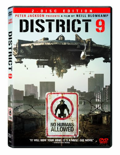 District 9  DVD