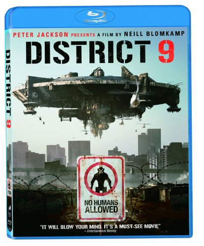 District 9 [Blu-ray] DVD