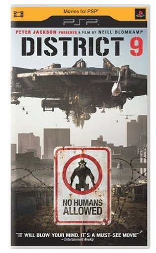 District 9 [UMD for PSP] DVD
