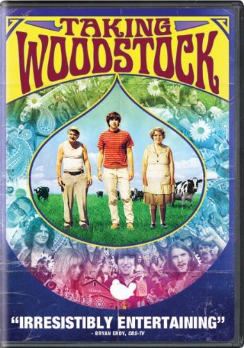 Taking Woodstock cover