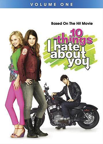 10 Things I Hate About You: Volume One cover