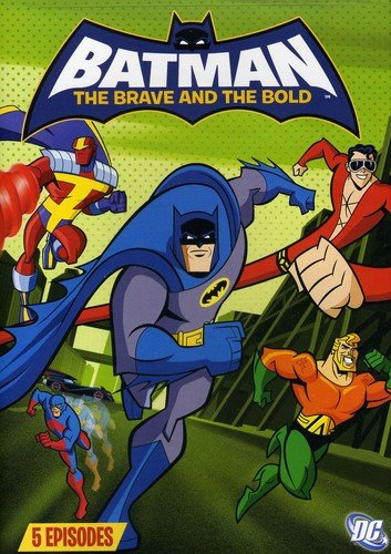 Batman: The Brave and the Bold, Vol. 3 DVD