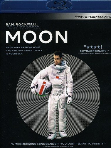 Moon [Blu-ray] DVD