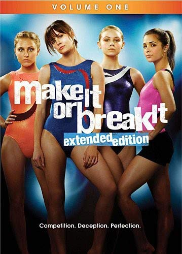 Make It or Break It: Volume One - Extended Edition DVD