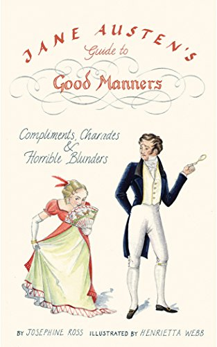 Book Jane Austen Guide to Good Manners