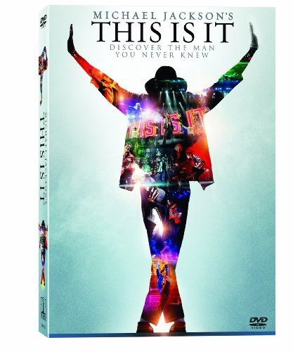 Michael Jackson: This Is It DVD