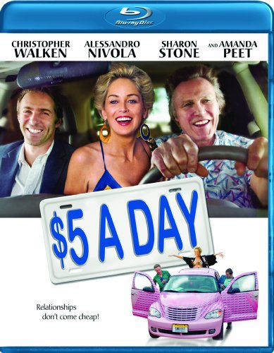 $5 a Day [Blu-ray] DVD