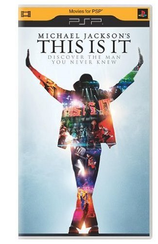 Michael Jackson: This Is It [UMD for PSP] DVD