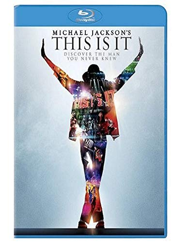 Michael Jackson: This Is It [Blu-ray] DVD