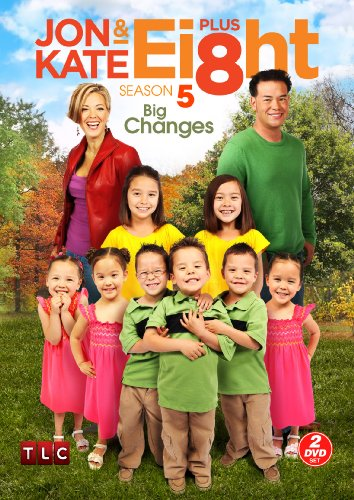 Jon and Kate Plus Ei8ht: Season 5 - Big Changes DVD