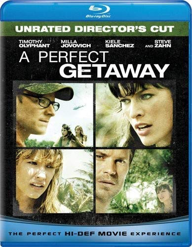 A Perfect Getaway [Blu-ray] DVD