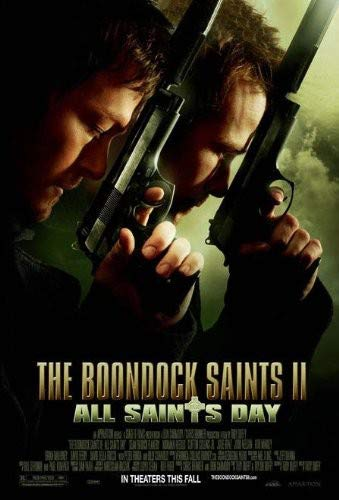 Boondock Saints II: All Saints Day DVD