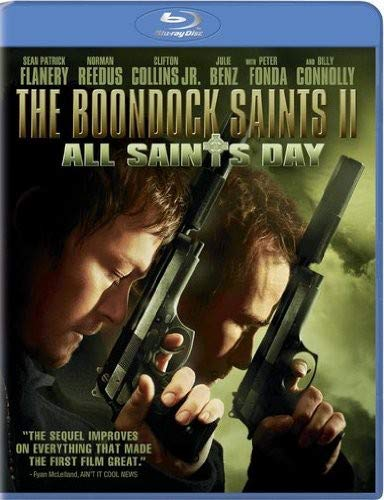 Boondock Saints II: All Saints Day [Blu-ray] DVD