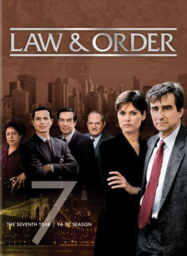 Law & Order: The Seventh Year DVD