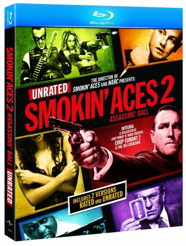 Smokin' Aces 2: Assassins' Ball [Blu-ray] DVD