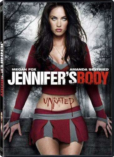 Jennifer's Body DVD