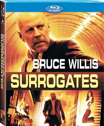 Surrogates [Blu-ray] DVD